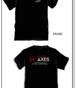 DCAXES_tshirt_Black