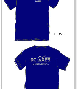 DCAXES_tshirt_Navy